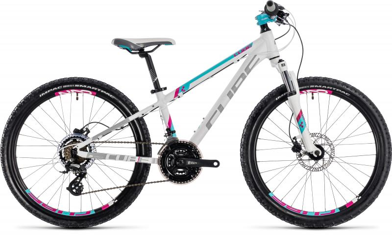 Cube Kid 240 Disc girl white´n´aqua 2018 - 24 -