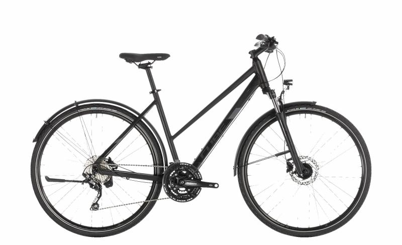 Cube Nature EXC Allroad black´n´grey 2019 - Trapeze 28 -
