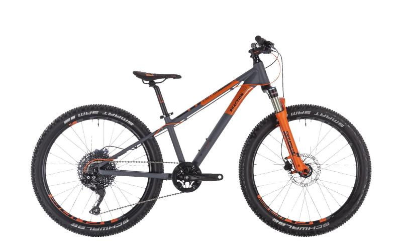 Cube Reaction 240 TM black´n´orange 2019 - MTB 24 -