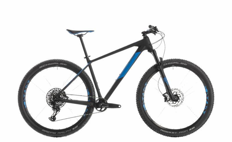 Cube Reaction C:62 Pro carbon´n´blue 2019 - MTB 29 -