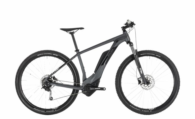 Cube Reaction Hybrid ONE 400 iridium´n´white 2019 - MTB 27,5 -