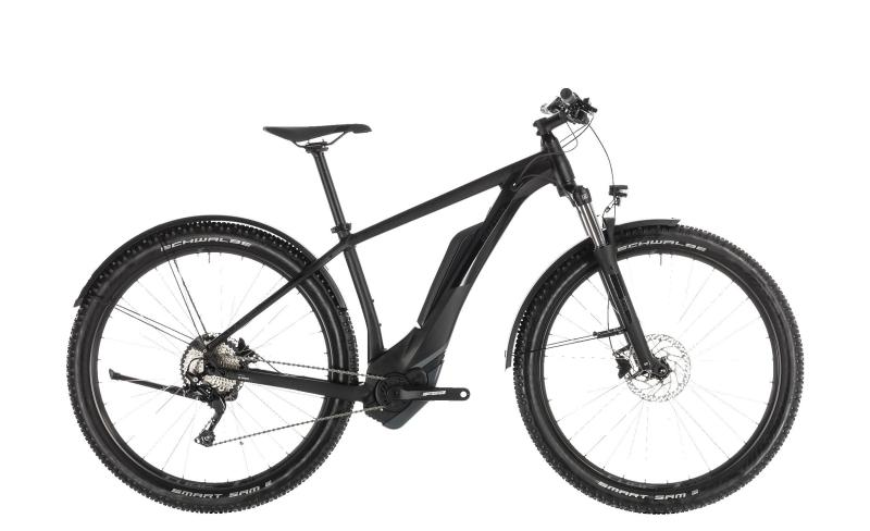 Cube Reaction Hybrid Pro 400 Allroad black edition 2019 - MTB 27,5 -