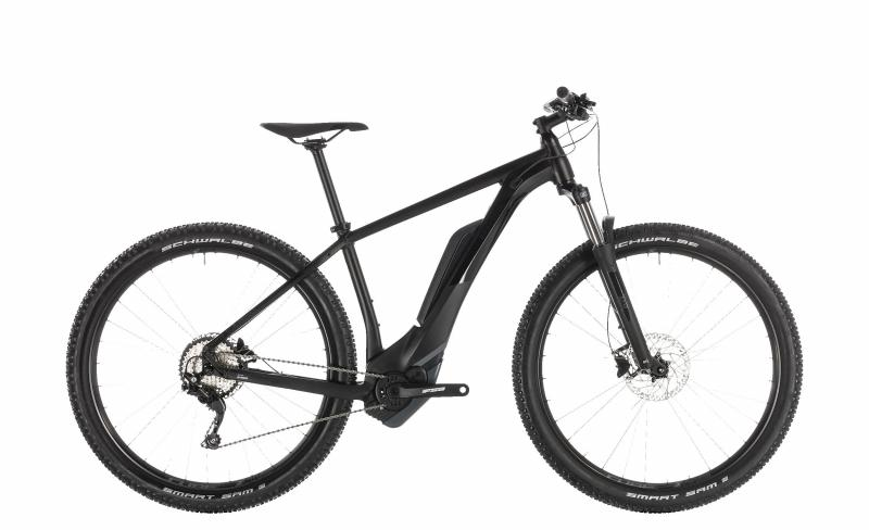 Cube Reaction Hybrid Pro 400 black edition 2019 - MTB 29 -