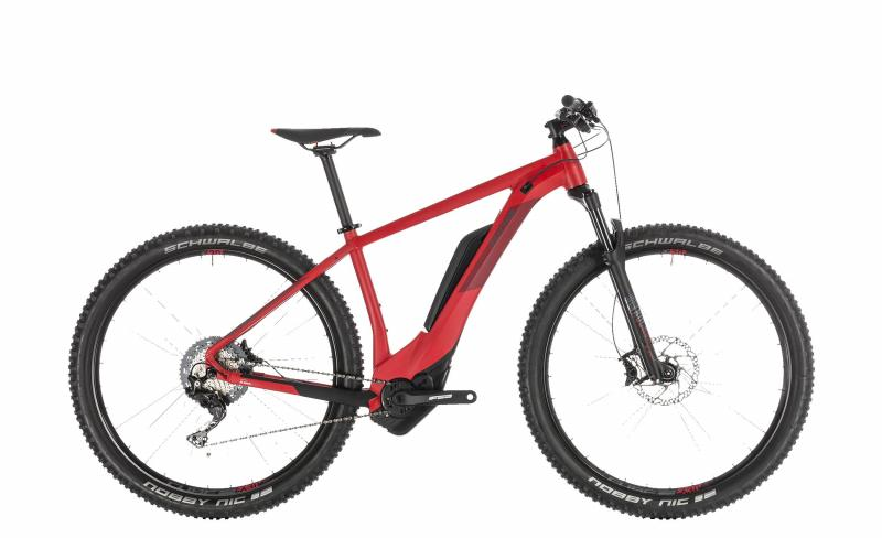 Cube Reaction Hybrid Race 500 red´n´red 2019 - MTB 27,5 -