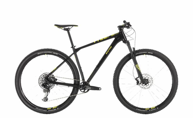 Cube Reaction Race black´n´flashyellow 2019 - MTB 27,5 -