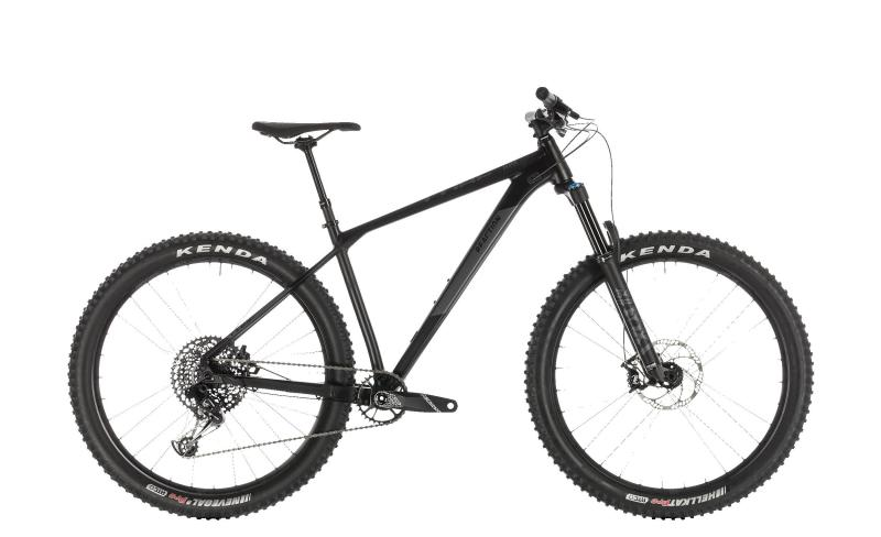 Cube Reaction TM Race black´n´grey 2019 - MTB 27,5 -
