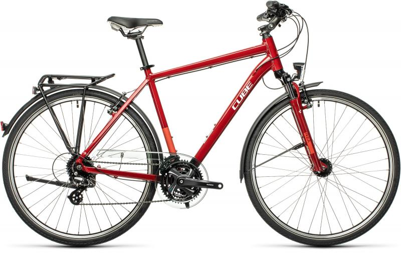 Cube TOURING Darkred´n´grey  2021 - 28
