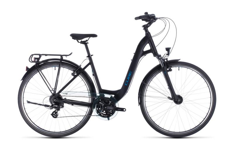 Cube Touring - Easy Entry -  black´n´blue 2020