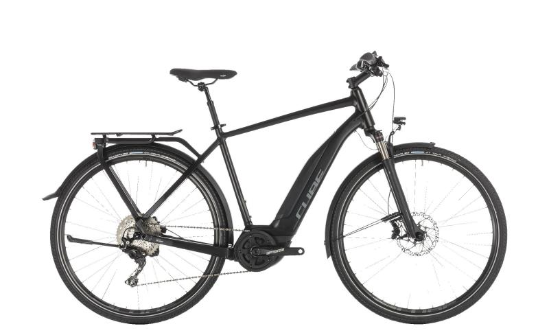 Cube Touring Hybrid EXC 500 black´n´grey 2019 - Men 28 -