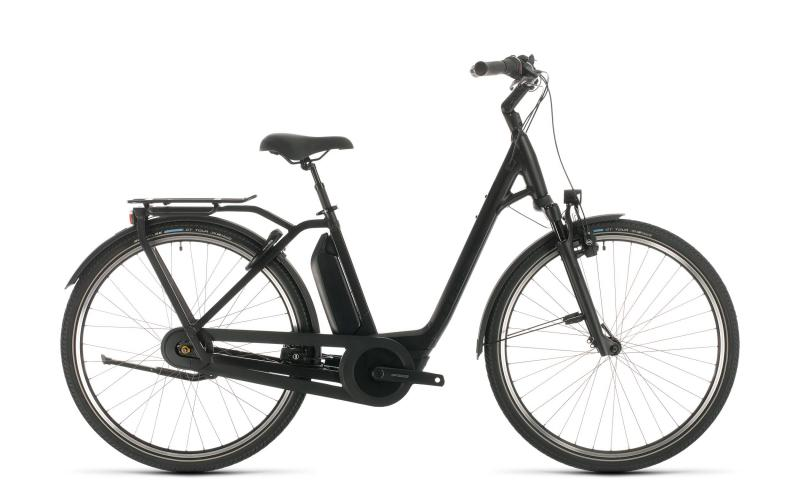 Cube Town Hybrid EXC 500 - Easy Entry -  black edition 2020
