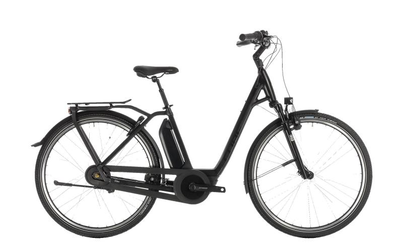 Cube Town Hybrid EXC RT 400 black edition 2019 - Easy Entry 28 -