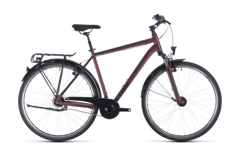 Cube Town Pro - Diamant -  red´n´black 2020