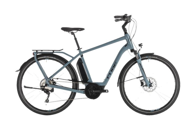 Cube Town Sport Hybrid Pro 500 blue´n´black 2019 - Men 28 -
