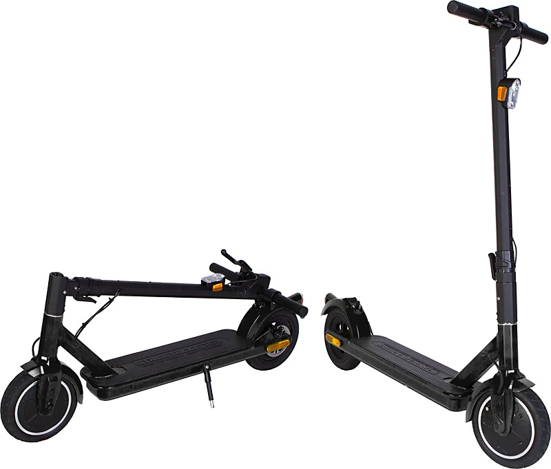 Streetbooster E-Scooter One 8.5, schwarz 30