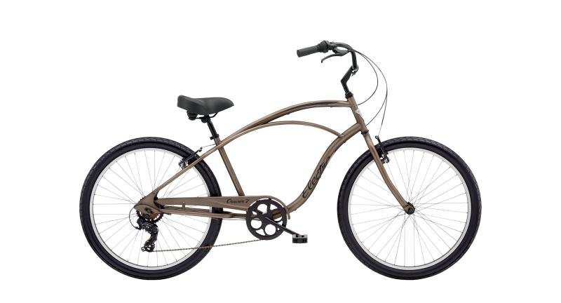 Electra Cruiser 7D - 26 MEN'S -  Matte Bark 2019