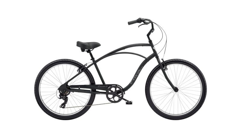 Electra Cruiser 7DXL - 26 MEN'S -  Matte Black 2019