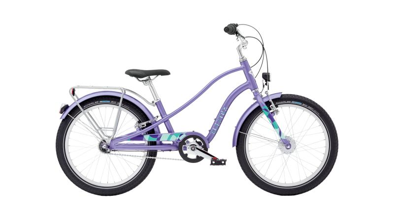 Electra Sprocket 3i EQ 20in - 20 GIRL'S -  La La Lavendar 2019