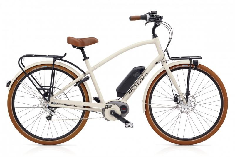 Electra TOWNIE COMMUTE GO! Men's GY STONE GREY 2018