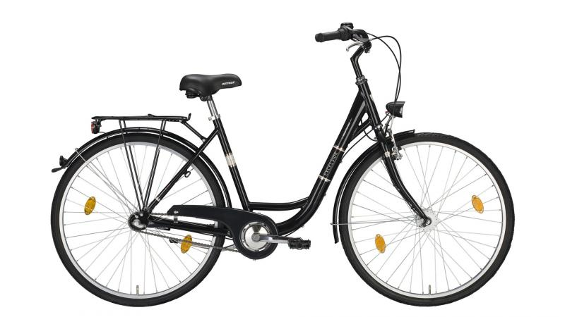 Excelsior Road Cruiser Alu  black 2020 - 7Gg 28 Deep -