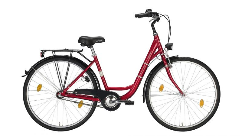 Excelsior Road Cruiser Alu racing red 2020 - 3Gg 28 Deep -
