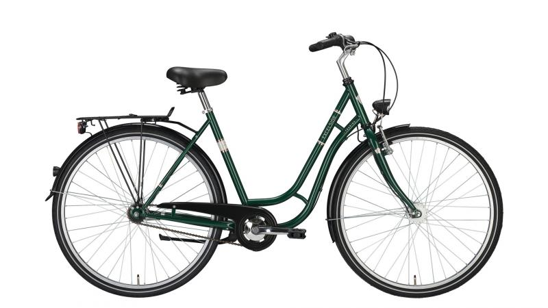 Excelsior Touring  green metallic 2020 - 3Gg 28 Wave -