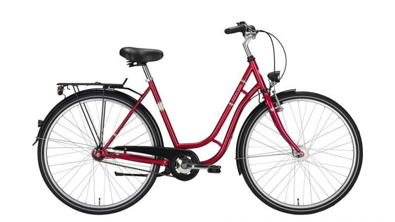 Excelsior Touring  red metallic 2020 - 3Gg 26 Wave -
