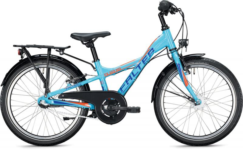Falter FX 203 ND Y-Lite light blue-orange, shiny 2020 - 20