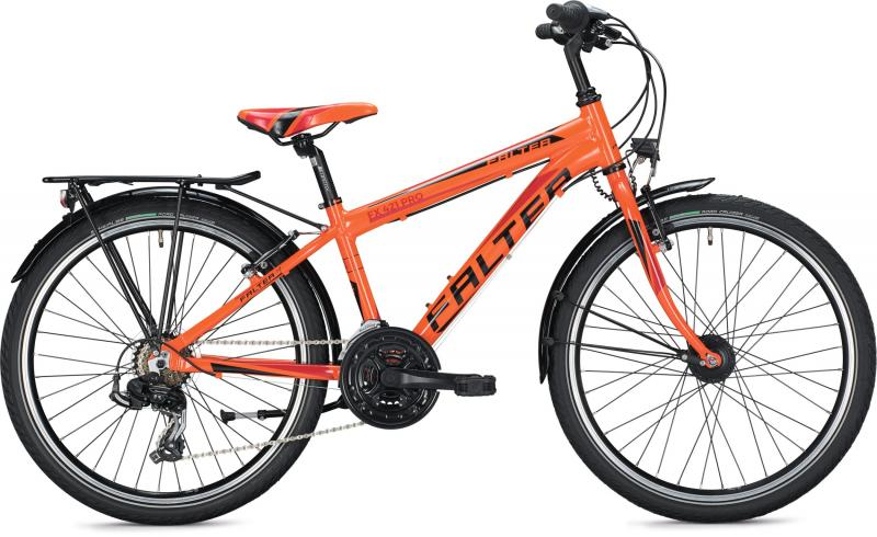Falter FX 421 PRO Diamant orange-red, shiny 2020 - 24