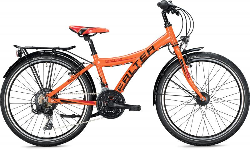 Falter FX 421 PRO Y-Typ orange-red, shiny 2020 - 24