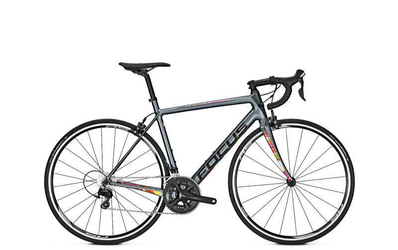 Focus IZALCO RACE 105 - 28 Diamant -  Battle Grey Freestyle 2018