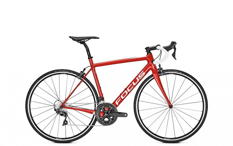 Focus IZALCO RACE 9.8 - Diamant 28 -  Red 2019