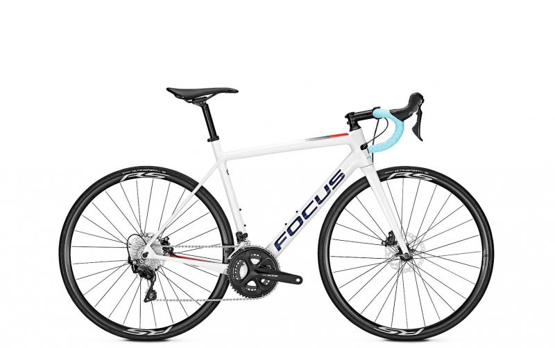 Focus IZALCO RACE DISC 9.9 - Diamant 28 -  White 2019