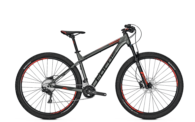 Focus WHISTLER SL - 27,5 Diamant -  Irongrey matt 2018