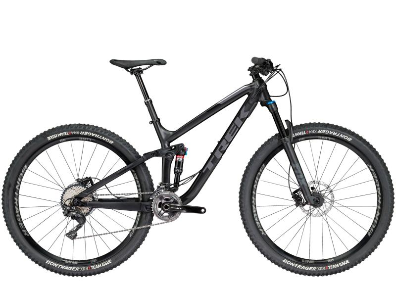 Trek Fuel EX 8 29 XT Matte Trek Black 2018