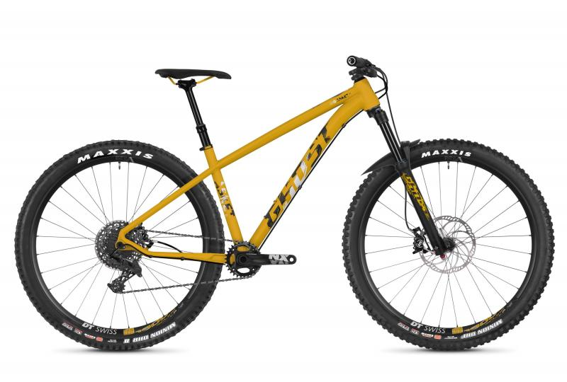 GHOST Asket 4.9 AL U - 29 -  spectra yellow / star white / night black 2019