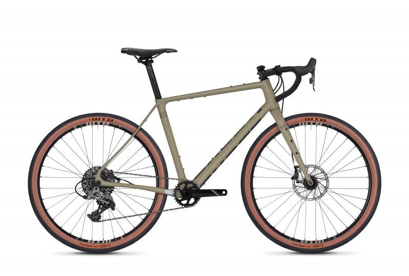 GHOST Endless Road Rage 8.7 LC U - 27.5 -  tan / titanium gray 2019