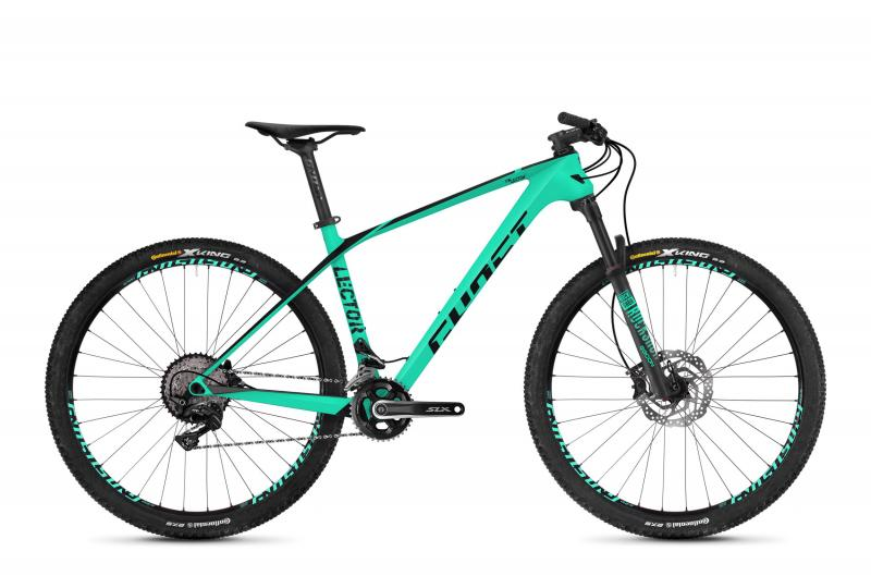 GHOST Lector 2.7 LC U - 27.5 -  jade blue / jet black 2019