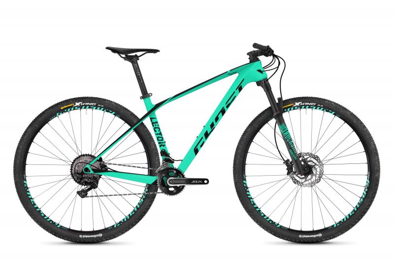 GHOST Lector 2.9 LC U - 29 -  jade blue / jet black 2019
