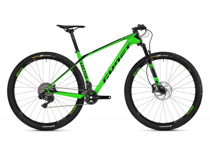 GHOST Lector 8.9 LC U - 29 -  neon green / night black 2019