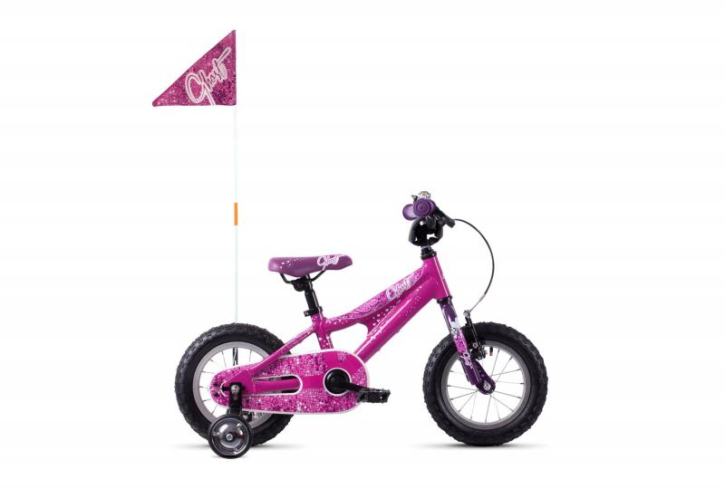 GHOST POWERKID AL 12 K dark fuchsia pink / violet / star white 2020