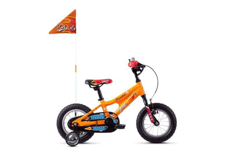 GHOST POWERKID AL 12 K juice orange / riot red / riot blue 2020