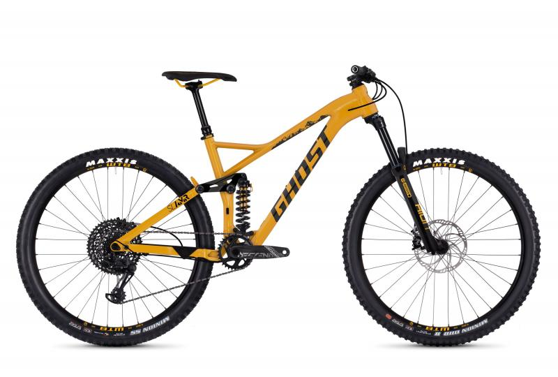 GHOST Slamr 4.7 AL U - 27.5 -  spectra yellow / night black 2019