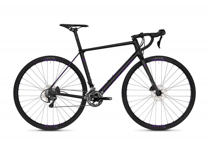 GHOST Violent Road Rage 5.8 LC U - Uni - Night black / ULTRVIOLET S