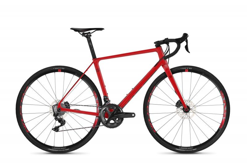 GHOST Violent Road Rage 7.8 LC U - 28 -  riot red / night black 2019