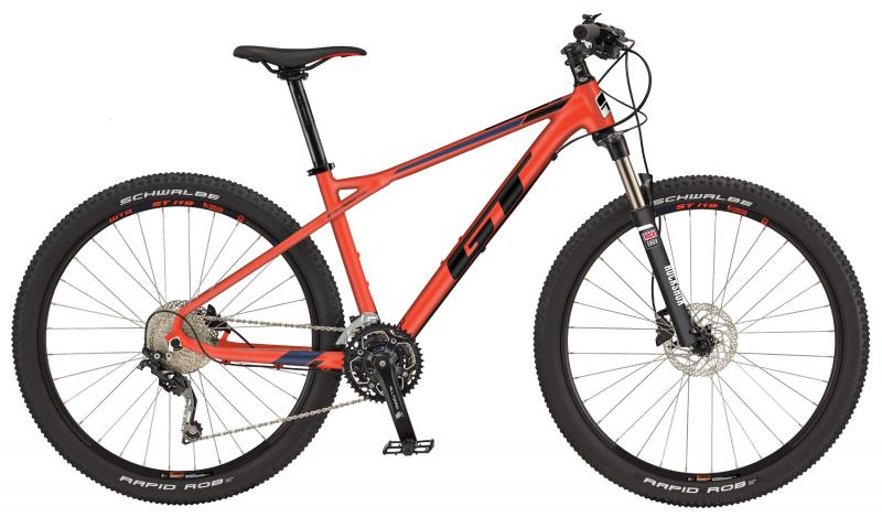 GT Avalanche Comp - 27.5 M -  RED 2019
