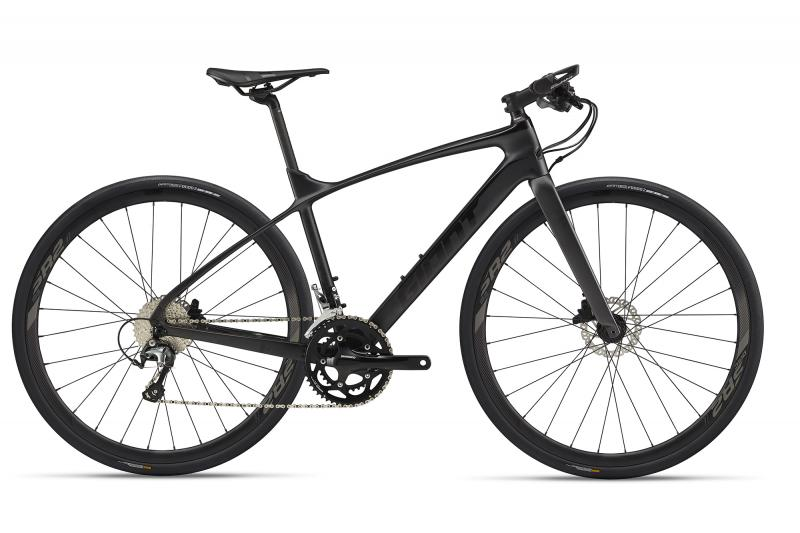 Giant FASTROAD ADVANCED Charcoal Grey  2021 - 28