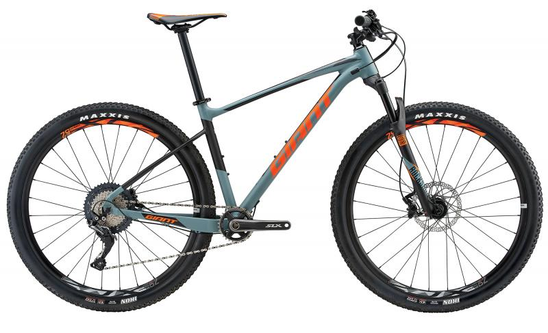 Giant Fathom 29er 2 - 29 -  Gray 2018