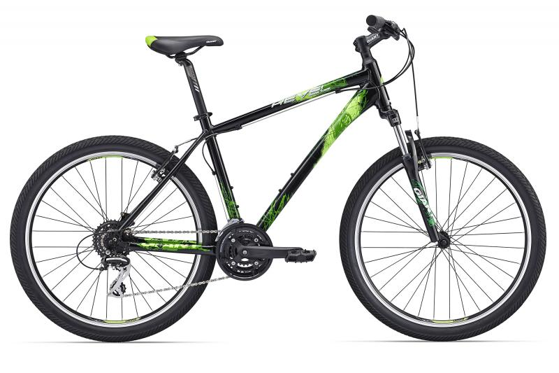 Giant Revel 1 Coolblack-Green 2017