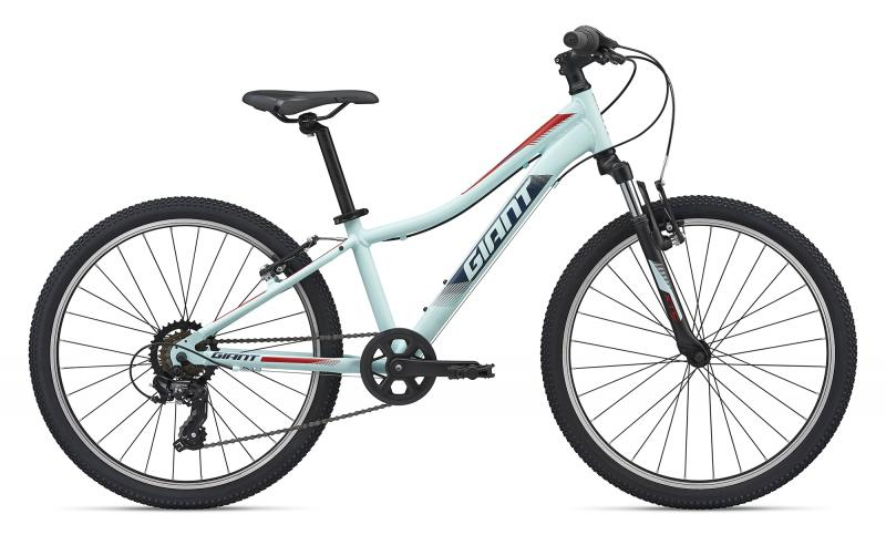 Giant XtC jr. 24 Icegreen / Purered / Blue Matt 2020