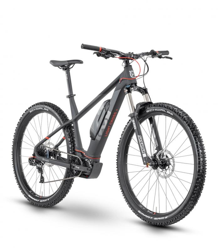 Husqvarna Light Cross 3 Black / Anthracite / Red